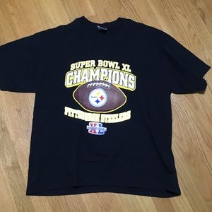 Pittsburgh Steelers Super Bowl XL T-shirt